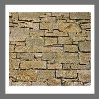 RS-W-003 Wand-Design Verblender Naturstein Granit  Steinwand