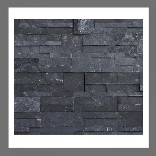 Schiefer Black Verblender - RS-W-011